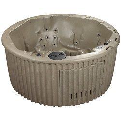 Essential Hot Tubs – Arbor – 20 Jets, Cobblestone