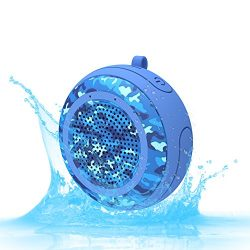 CYBORIS IPX7 Waterproof Outdoor Bluetooth Speaker Swimming Pool Floating Portable Mini Speakers  ...