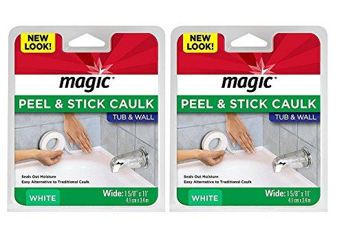 Magic Tub And Wall Peel Amp Caulk Strip Create A Tight