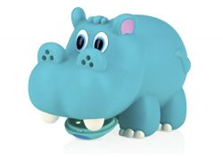 Nuby Hippo Spout Guard, Blue