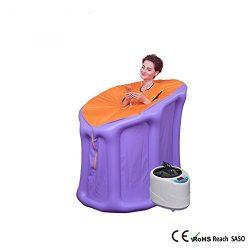 Sauna Tent Inflatable Sauna Box Spa Sauna Tent Steam Sauna Tent Spa Room Portable Infrared Home  ...