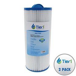 Tier1 Jacuzzi J300 6541-383, Pleatco PJW60TL-OT-F2S, Filbur FC-2715, Unicel 6CH-961 Comparable R ...
