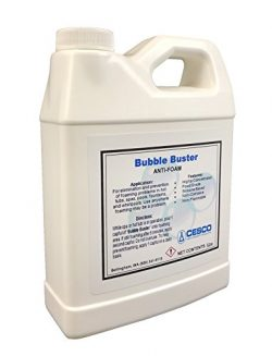 Bubble Buster Anti Foam Concentrate 32oz Quart Defoamer for Hot Tub Spa Pools Fountains