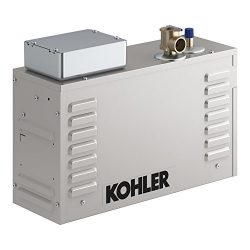 KOHLER K-5531-NA Invigoration Series Steam Generator, 11 kW