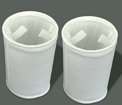 2pcs all purpose filter bag for LA spa bags fits LA hot tub filter