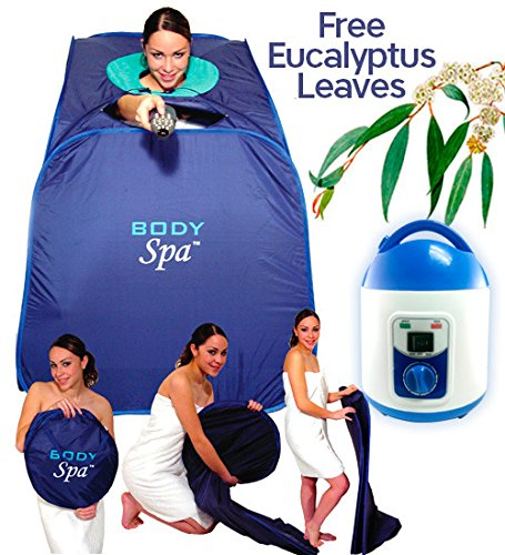 Portable Steam SPA Sauna Personal Therapeutic Detox Weight Loss