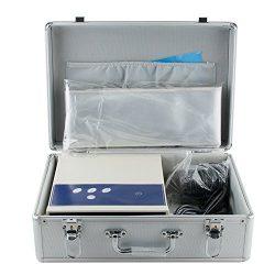 Enshey Professional LCD Ionic Detox Foot Bath Machine Chi Ion Ionic Foot Detoxification Machine  ...