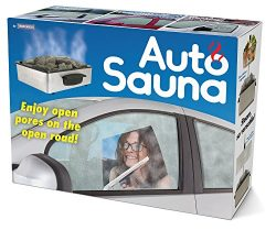 "Prank Pack ""Auto Sauna"" – Standard Size Prank Gift Box"