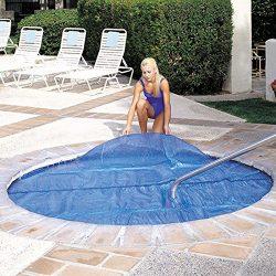 6'x6 Spa & Hot Tub Thermal Solar Blanket Cover- 15 Mil