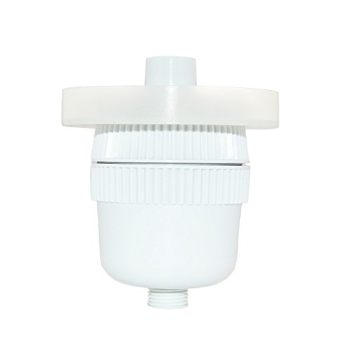 New Wave Shower Filter With Free Aromatherapy Diffuser