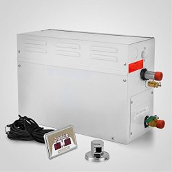 Mophorn Steam Generator 9KW Steam Room Generator Digital Display Steam Generator Sauna Steam Gen ...