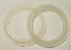 711-4030 (PAIR) 2″ WATERWAY SPA HOT TUB HEATER GASKET / O-RING FOR: BALBOA, GECKO, SPA BUI ...
