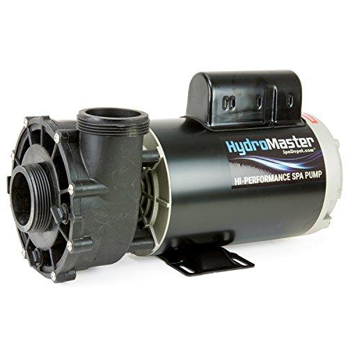 4 hp hot tub spa pump side discharge 2