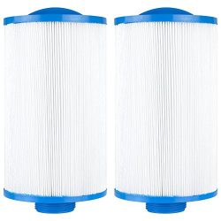 Clear Choice CCP107 Pool Spa Replacement Cartridge Filter for Vita Spa, Saratoga Spa, Pageant Sp ...