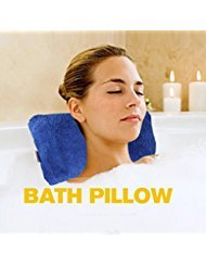 Bath Pillow – Luxury Bathtub Pillow Sunfresh Spa Bathtub Pillow Fits Any Bathtub / Hot Tub ...