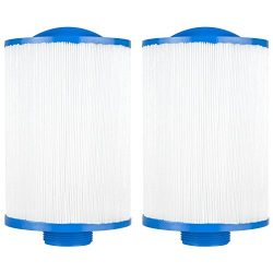 Clear Choice CCP108 Pool Spa Replacement Cartridge Filter for Vita Spa, Saratoga Spa, Pageant Sp ...