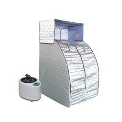 MAG AL Steam Sauna Bag Tent With Beauty Steam 2L Portable Multipurpose Foot Bath Sauna Box By MA ...