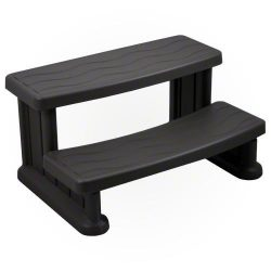 Cover Valet SSSBLK Spa Side Step, Black