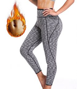 SEXYWG Women Slimming Pants Sauna Hot Sweat Body Shaper Workout Leggings