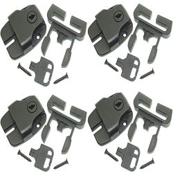 Shenzhen Huang Lu Shu Technology Co., Ltd. (Set of 4) Spa Hot Tub Cover latch to replace Broke ...