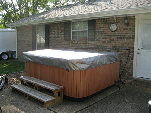 Spa Hot Tub Cover Cap Sunshield 174 78 X 78 Viking Lbi