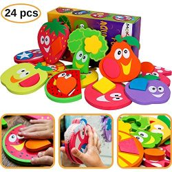 Bath Toys for Kids – Bathtub Toys for Toddlers – Baby Puzzles for Girls – Bath ...
