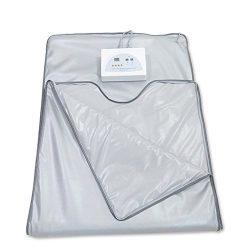 Happy-fyongStoreOnline 2018 New Slimming Hot Blanket Infrared light Sauna Blanket Thermal Slimmi ...