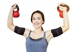 Slimmer Trimmer PREMIUM Arm Trimmers – PAIR of Weight Loss Sweat Arm Trainers for Women &a ...