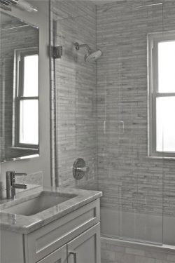 Ark Showers Frameless Bathtub Shower Screen, Pivot Door, 60 X 33.5, 5/16 (8mm) Glass With Square ...