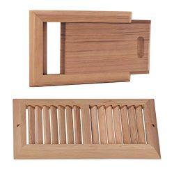 The Sauna Place Cedar Sauna Air Vent Set