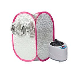 MAG AL Mini Sauna Spa Foot Bath Box Steaming Feet Tub Collapsible With Smart Remote Control By M ...