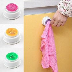 Kanzd 2pcs Bathroom Storage Wash Cloth Towel Clip Kitchen Towel Accessories Storage Hook Hanger  ...