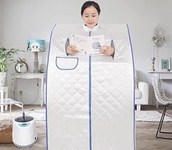 hrss Portable Home Infrared Sauna Room For One Person Home Spa Detox And Weight Loss