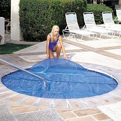 Durable 6'x'6′ Square 15 Mil Solar Spa Blanket Cover For Spa & Hot Tub-Tri ...