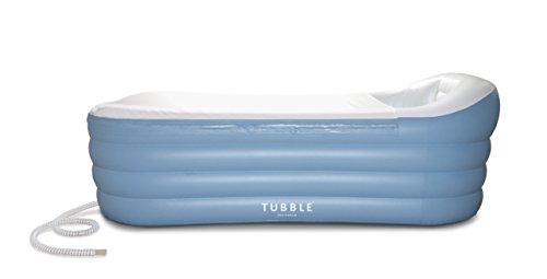 Inflatable Bathtub, Tubble Royale, Adult Size Portable Home Spa tub, Comfortable Bath, Quality T ...