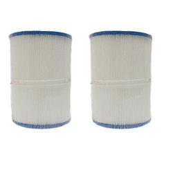 Twin pak of OEM Replacement Filters for PDM 28 AquaRest/Dream Maker Hot Tub Spa Filters