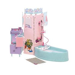 Prettyia Handcrafts 1/6 Bathtub Sink for Barbie Dollhouse Bathroom Hot Toys Figures Accessories  ...
