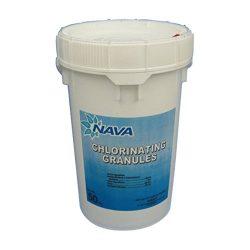 Nava Chlorinating Di-Chlor Granules – 50 lb. Bucket