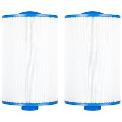 Clear Choice CCP130 Pool Spa Replacement Cartridge Filter for Advanced, LA Spa, Aber Hot Tub 03F ...