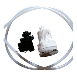 TOOGOO(R) 16A On Off Push Button Switch Jetted Whirlpool Jet For Bath Tub Spa Garbage