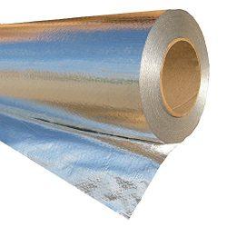 RadiantGUARD ULTIMA Solid Waterproof Vapor Barrier Sauna Hot Tub Jacuzzi 48-inch 500 sq ft roll  ...