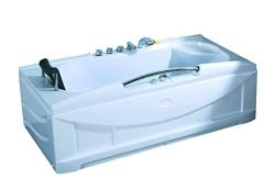 1 Person Jacuzzi Whirlpool Massage Hydrotherapy Bathtub Tub Indoor 001A