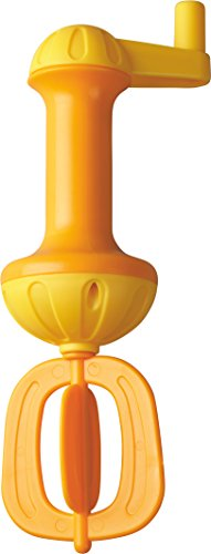 HABA Bubble Bath Whisk Orange – Create fun Foaming Bubbles in the Bathtub!