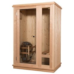 Almost Heaven Saunas | Quality Indoor Sauna Kit | Made in The USA | Detox & Weight Loss | N ...
