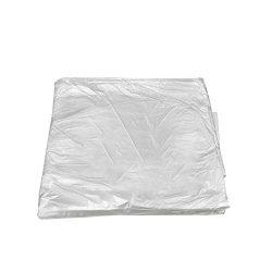 Vogvigo PVC Plastic Sheets Body Wrap 47″x82″ FIR Use (50 pcs)