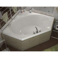 Avano AV6060EDRX Luxury Suite 60″ Acrylic Air/Whirlpool Bathtub for Drop-In In, White