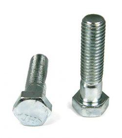 """JumpingBolt Hex Cap Screws Grade 5 Zinc – 5/8""""- 11 x 2-3/4"""" PT – Packing ..."""