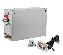 Mophorn Steam Generator 9KW Steam Room Generator Digital Display Steam Generator Sauna Shower St ...