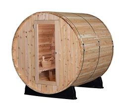 Almost Heaven Saunas | Quality Indoor/Outdoor Sauna Kit | Made in The USA | Detox & Weight L ...