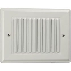 Quorum 7-100-8 Recessed Chime Box, Studio White